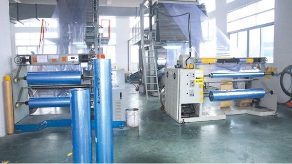 PVC热收缩膜在生产过程中的注意事项