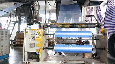 广一吹膜机生产设备