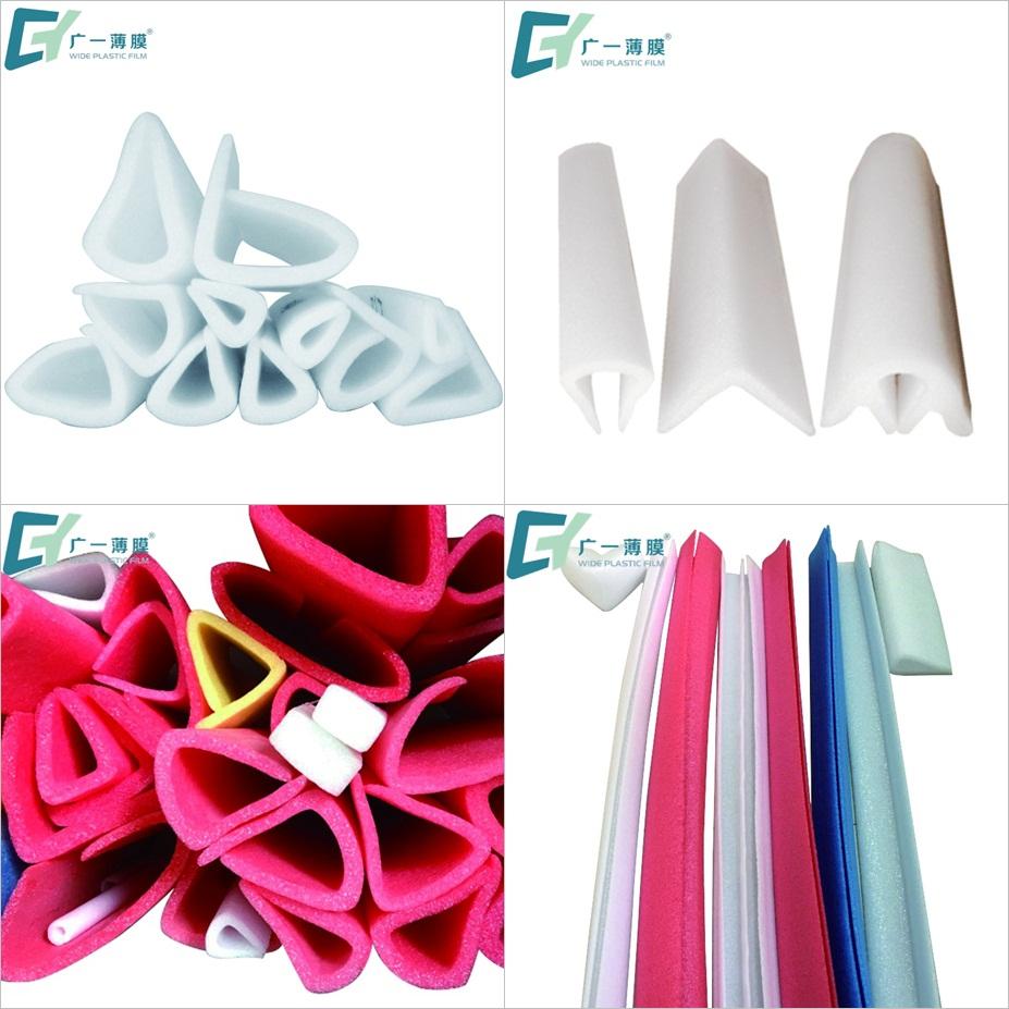 U型珍珠棉产品展示