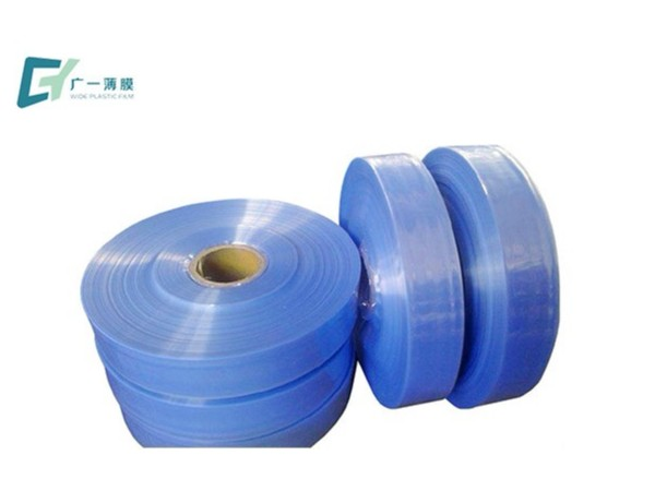 PVC热收缩膜热缩技术的特点