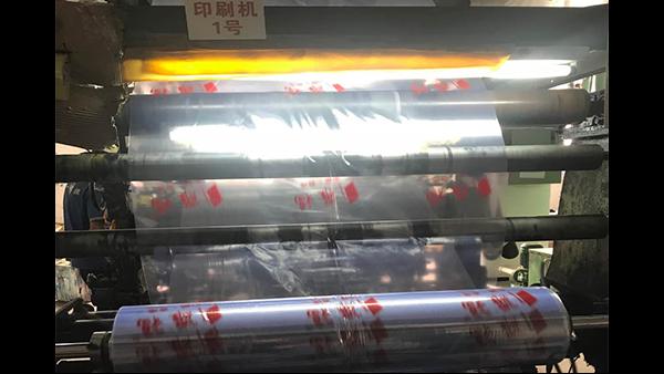 PVC热收缩膜印刷—干燥温度的控制