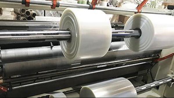 广一铝材单边膜生产设备