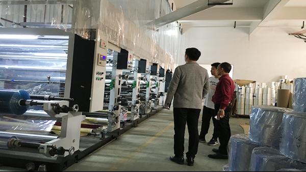 大膜印刷设备