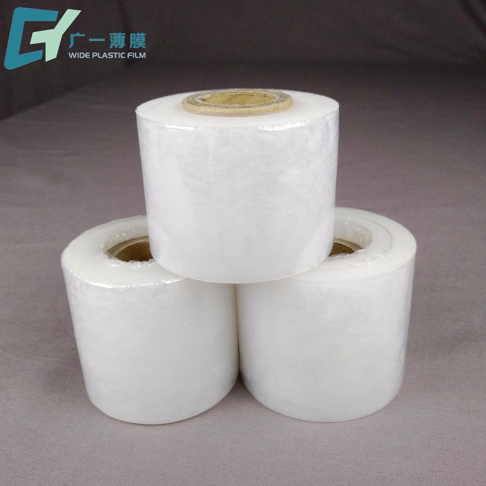 白色透明静电膜