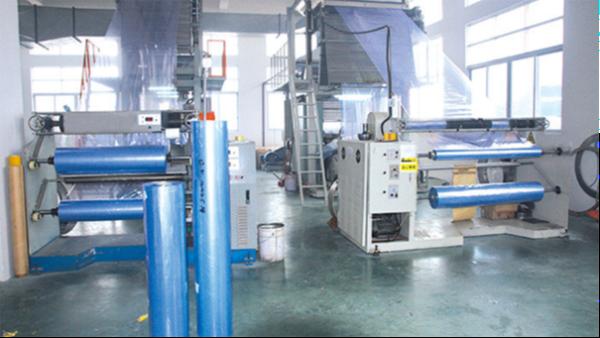 PVC热收缩膜是如何生产的?