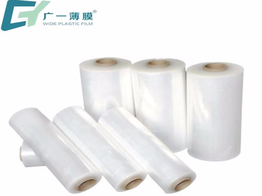 POF热收缩膜与PE、PVC物理性能优劣比较