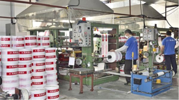 PVC热收缩膜印刷的时候要注意哪些事项呢?