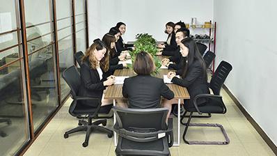 广一团队会议