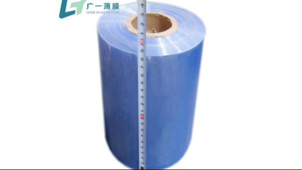 PVC热缩膜宽度和重量的介绍