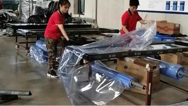 门窗包装膜包装材料—PVC热收缩膜